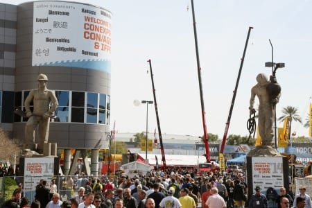 The 2014 edition of CONEXPO-CON/AGG benefited from dynamic flex pricing for its housing model.