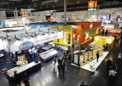 EuroShop takes place in Dusseldorf, Germany, every 3 years.