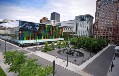 Two major global transportation industry conventions will be hosted at Palais des congrès de Montréal in 2017.