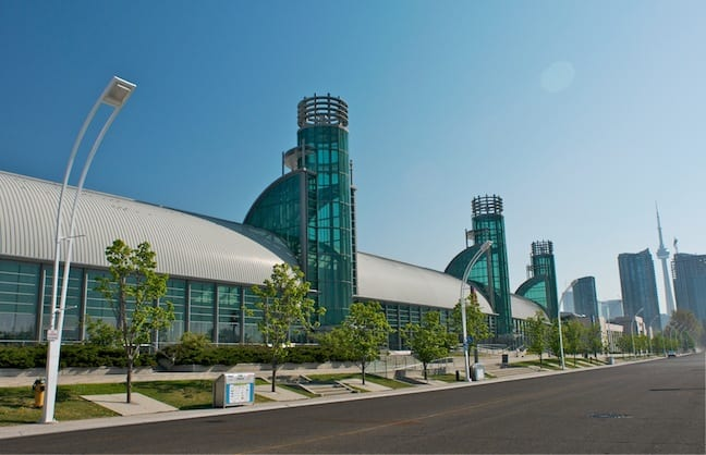 Direct Energy Centre and Exhibition Place chosen 6 years ago to host PANAMANIA
