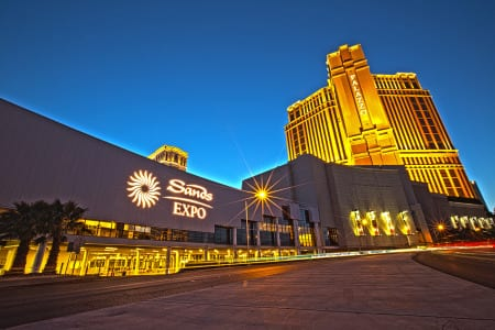 ECN 012015_FTR_A Glimpse of Tradeshow History (January 2015)_1995 Sale of COMDEX to finance Las Vegas Sands Corp. properties _Sands Expo Center