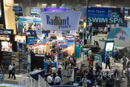 Following a 7-year hiatus, Int'l Pool | Spa | Patio Expo returned to Orlando.