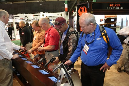 The largest of its kind, the Shooting, Hunting and Outdoor Tradeshow (SHOT) is the fifth-largest show in Las Vegas.