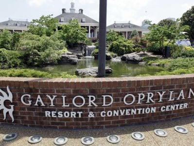 Gaylord Opryland fined $600,000 for blocking guests' Wi-Fi hotspots.