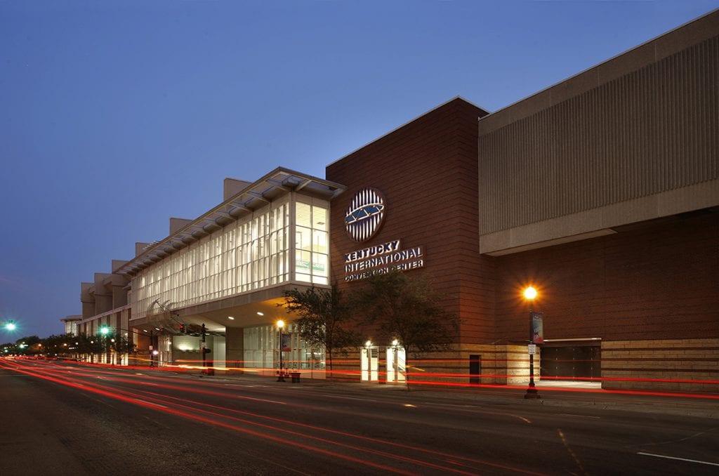 Kentucky International Convention Center Accelerates