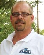 Michael Boone, director of international business