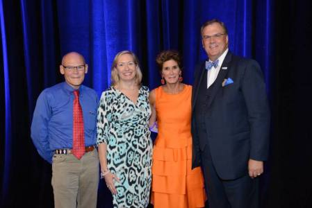 CIC CEO Karen Kotowski & Roger Rickard with James Carville and Mary Matalin at 2014 CMP Conclave.
