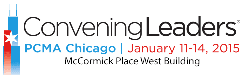 GES 'makes no little plans' at PCMA Convening Leaders 2015