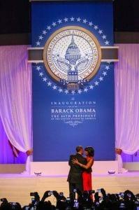 Obama Inaugural Ball 2013