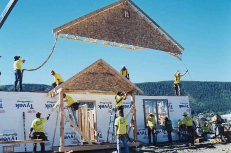 Housing in 2015 expected to increase by 20 percent.
