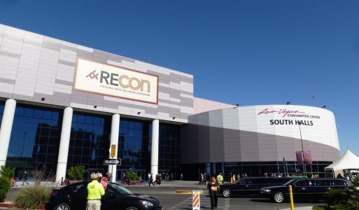 ICSC's RECon will remain at Las Vegas Convention Center through 2019 with a possible extension.