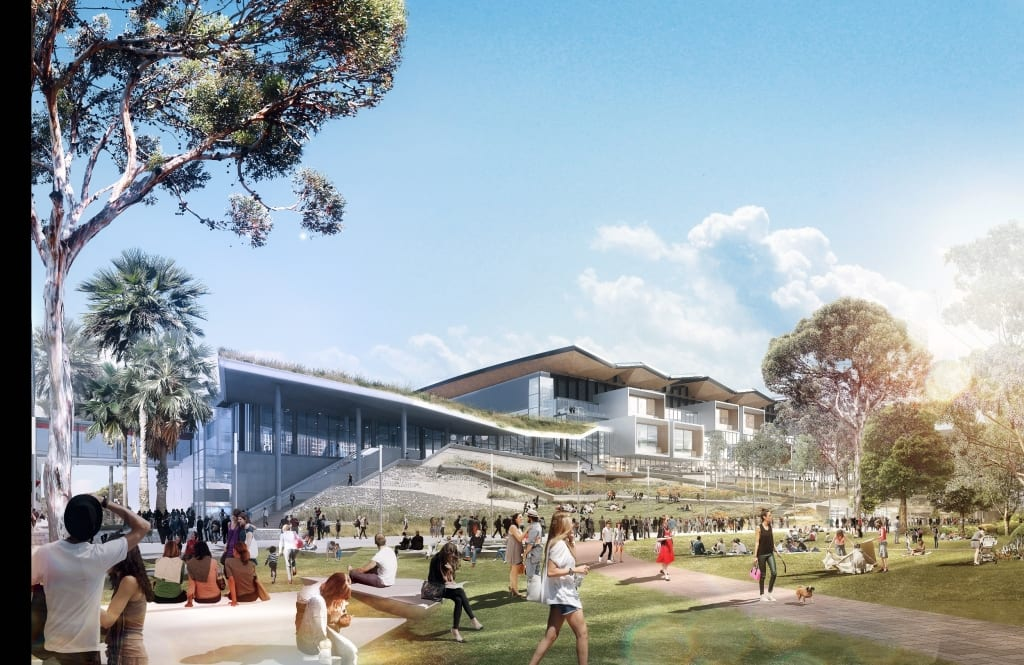 At an estimated AU$1.1 billion, ICC Sydney is set to open December 2016.