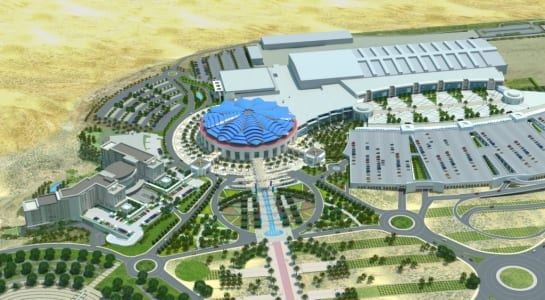 Opening in 2016, Oman Convention Exhibition Centre is already attracting events from Australia and New Zealand.
