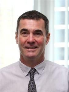 Mike Allsopp, senior vice president, dmg events