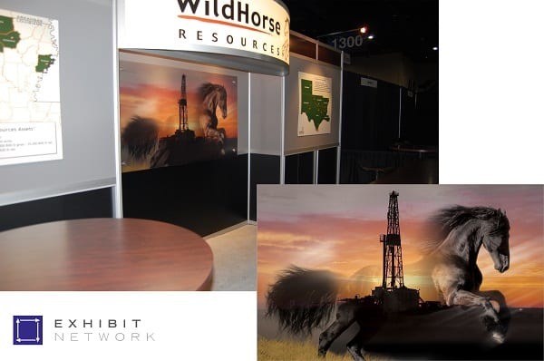 Graphics by Exhibit Network