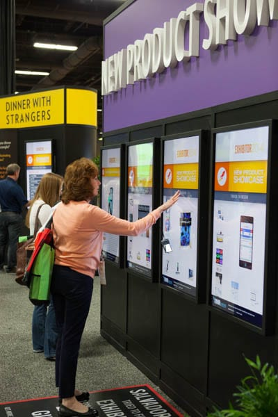 More than 40 new products will officially debut at EXHIBITORLIVE 2015.