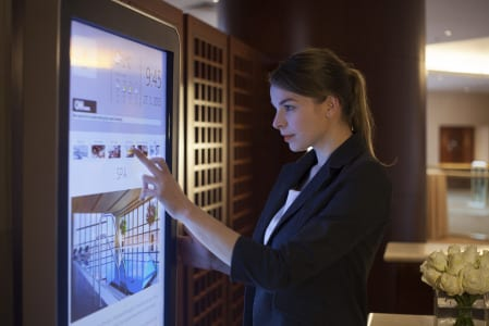 Technology upgrades were part of a €250,000 project at Corinthia Hotel Prague.