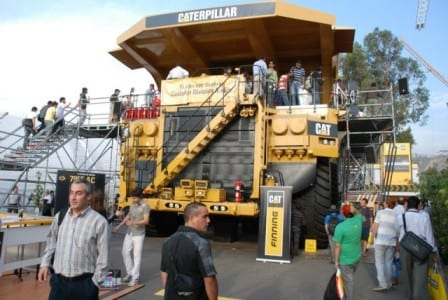 Expomin is Latin America's premier mining exhibition.