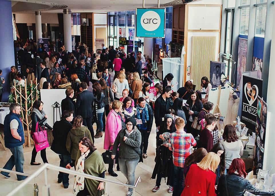 Belfast Waterfront welcomes Quirky Weddings Alternative Wedding Fair for the sixth time.