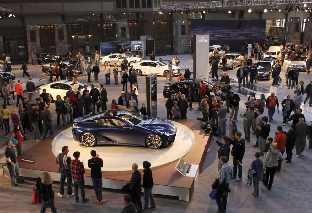 Philadelphia Auto Show reported 20 percent improvement in overall labor efficiency after returning to PACC.