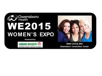 ECN 032015_SE_Charity initiative sets scene for Owensboro Health WE2015_WE2015 Women Expo Logo