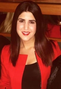 Tania Khodayar, vice president, Transit Air Cargo