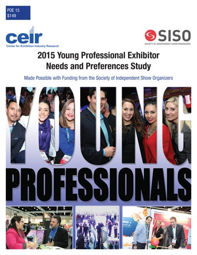 ECN 042015_ASSOC_SISO funds new CEIR study on young exhibitors