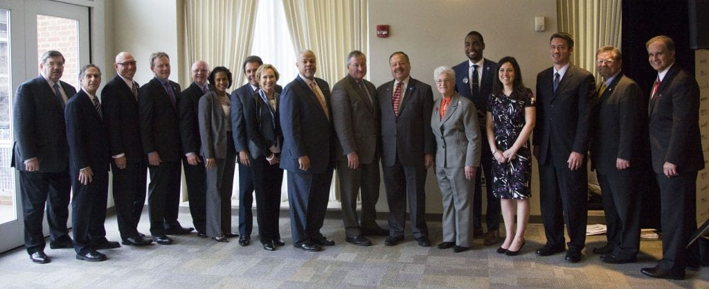 Philadelphia  mayoral candidates gathered to address travel and tourism challenges. Photo credit: C. Smyth