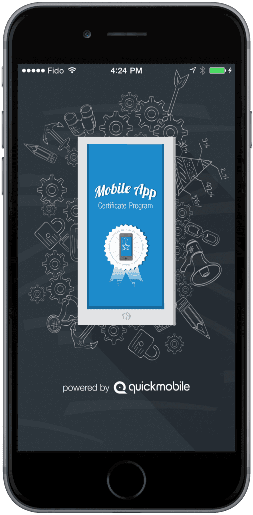 Quickmobile Celebrates Namid With App Certificate Program Exhibit