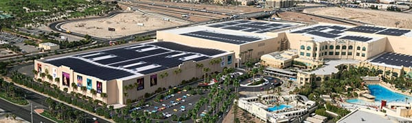 Rendering of Mandalay Bay Convention Center expansion, to open August 2015.