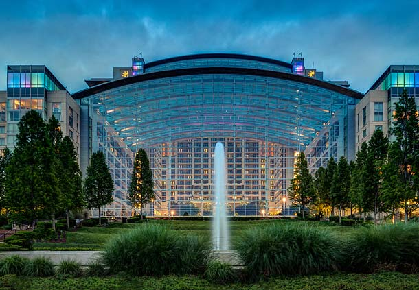 A $20M expansion project will add 16,000 sq. ft. of meeting space to Gaylord National Resort.