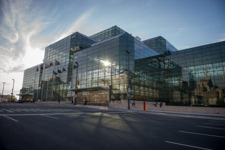 A five-year renovation of Javits Center was completed in 2014.