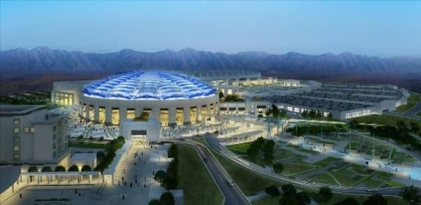 ECN 052015_INT_Oman Convention & Exhibition Centre revealed in 3D_1