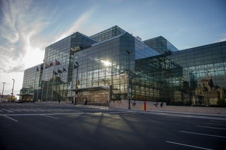 Jacob K. Javits Center, New York, N.Y., U.S.