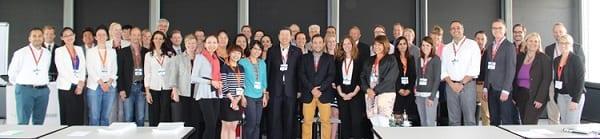 Participants of UFI's ISU 2015