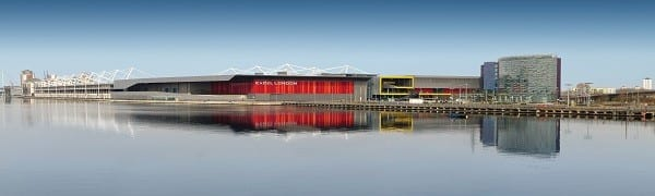 Welcome to ExCeL London!