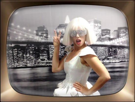 Celebrity impersonator - Athena Reich
