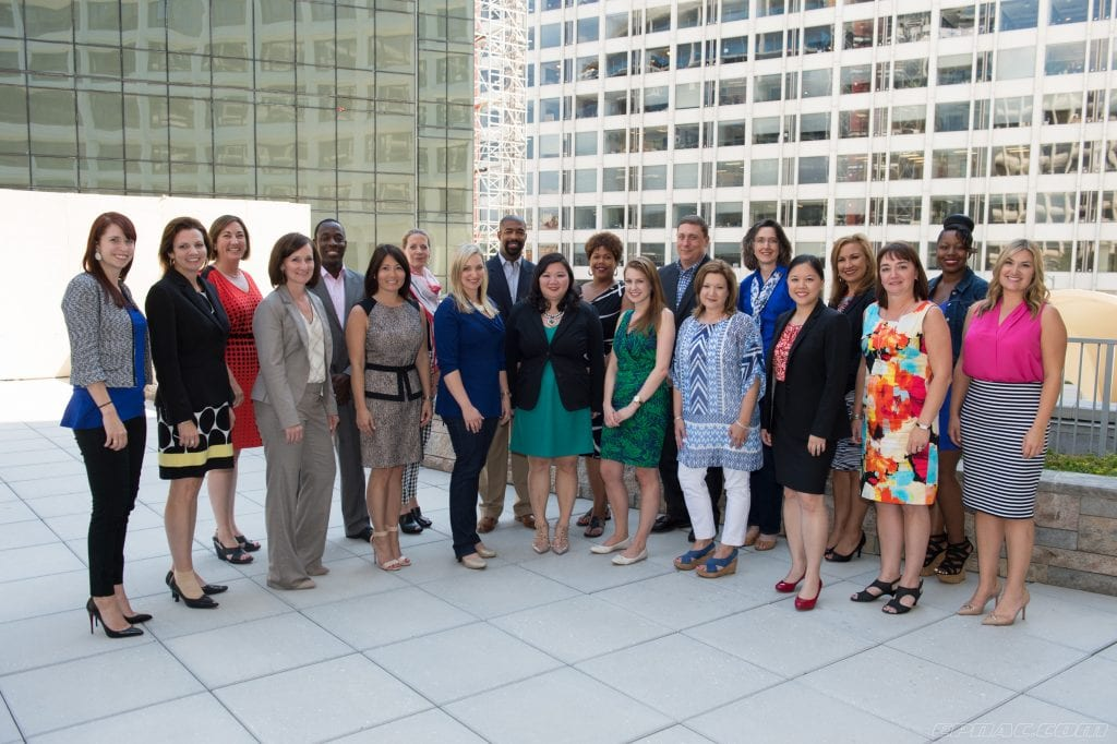 AWE held its first board meeting on July 23 in Washington, DC