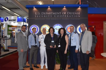 """U.S.-based exhibitors received """"Best in Show"""" commendations from Kallman Worldwide"""