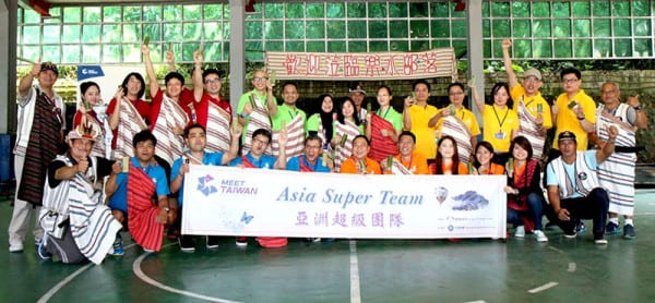 "The second edition of ""Asia Super Team"" will award the winner with an incentive trip to Taiwan"