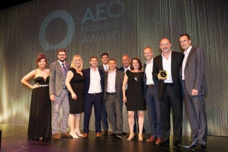 ECN 072015_INT_ExCeL London named Venue of the Year