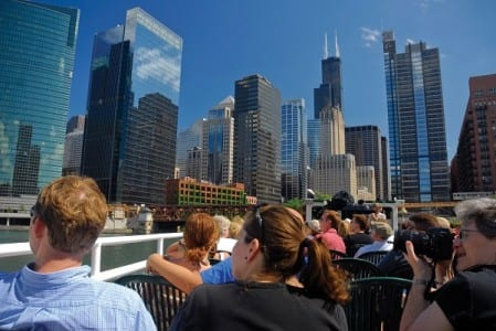 Reduced state funding for Choose Chicago is expected to affect the city's tourism industry.