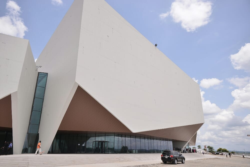 Calabar International Convention Centre in Nigeria is expected to open later this year.