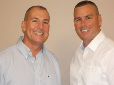 Eagle Management Group Founders Joe and Steve Matranga.