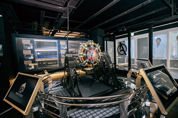 """""""Marvel's Avengers S.T.A.T.I.O.N. the Exhibition"""""""
