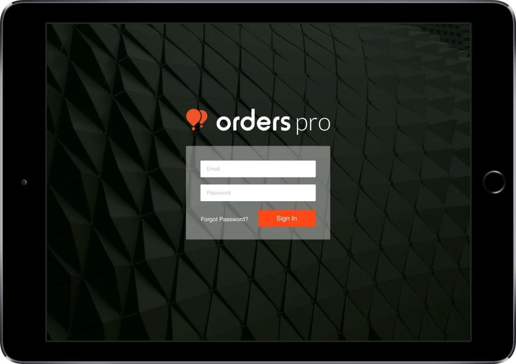 ECN 092015_NTL_Balluun launches purchase order taking app_Orders Pro_Im1