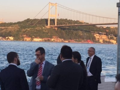 Building Bridges to the Future in Istanbul