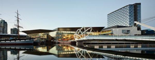 Australia Expands Event Space