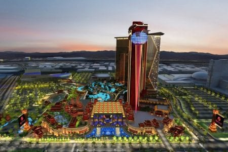 Development Resumes on Resorts World Las Vegas