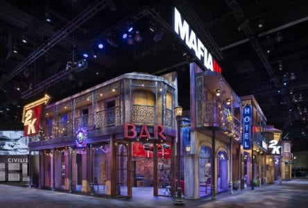 """FG PG and 2K Earn """"Best Booth of the Show"""" Kudos at E3 2016"""